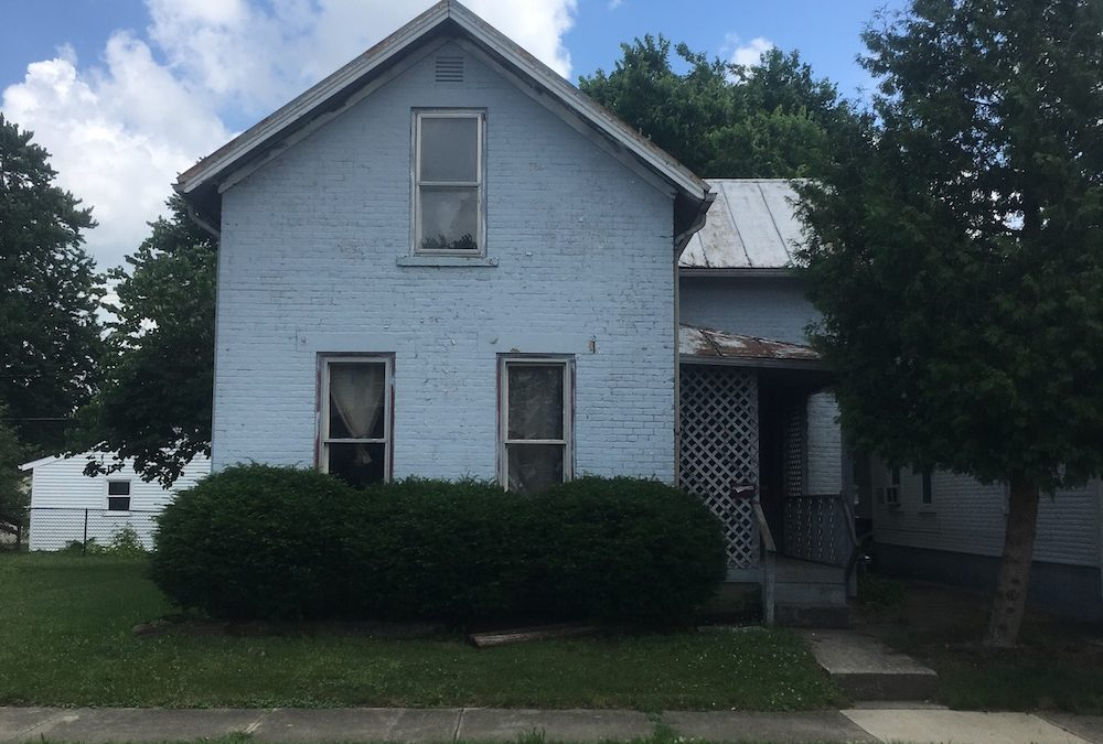 739 S. DOWNING ST., SINGLE FAMILY, PIQUA, OH